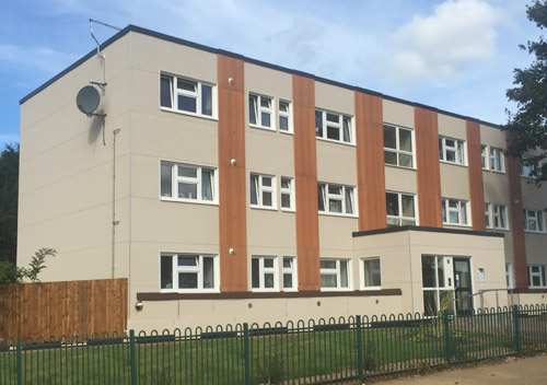 Solihull Housing Apartments